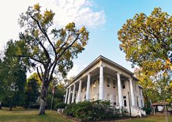 colonial architecture in Monticello