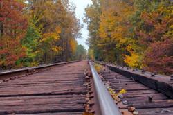 Monticello Train Tracks