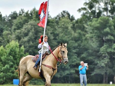 4th Annual Rockin' L Chuckwagon Races & Rodeo