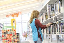 local library Monticello, AR