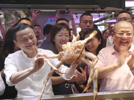 Alibaba make a big bet on Omnichannel supermarkets