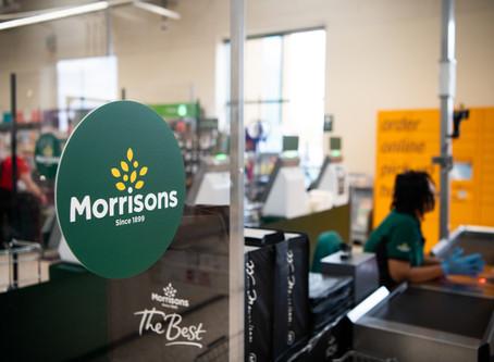 Morrisons interim results announcement