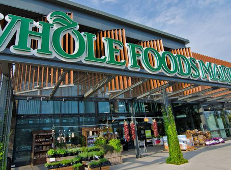 Amazon Whole Foods asks landlords to scout for new 50,000 - 80,000 sq ft stores