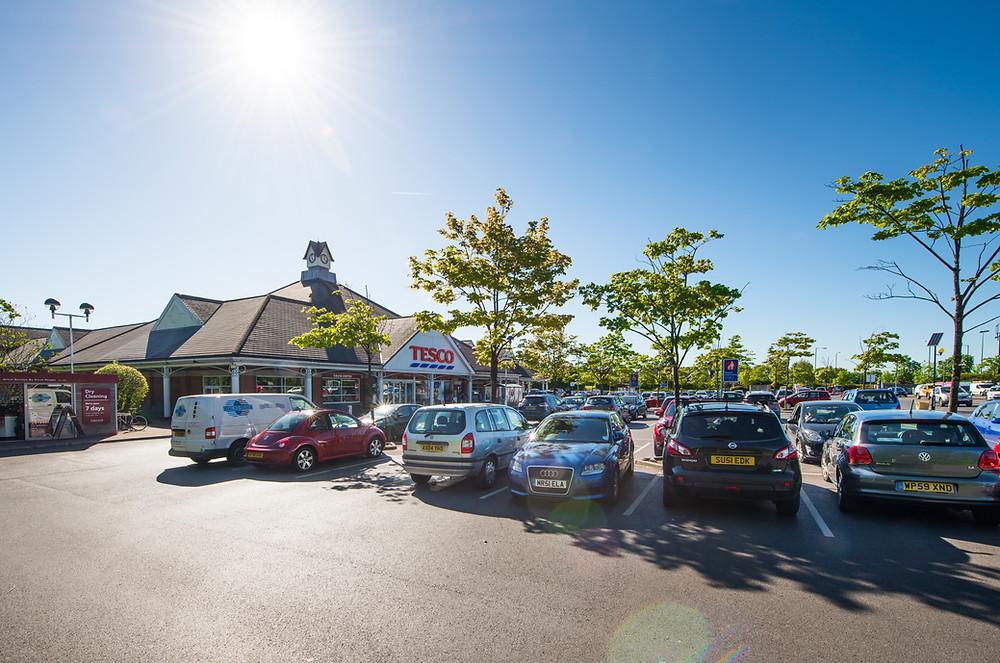 Tesco store, Lime Trees Road Bristol, Omnichannel