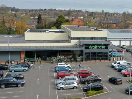 SUPR acquires Market Harborough Waitrose