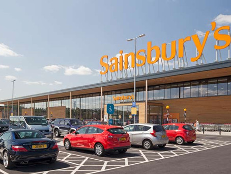 Solid prelim results from Sainsbury's
