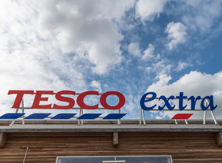 Tesco profits boosted as online sales surge