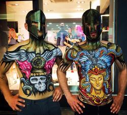 Xagon Man boutique