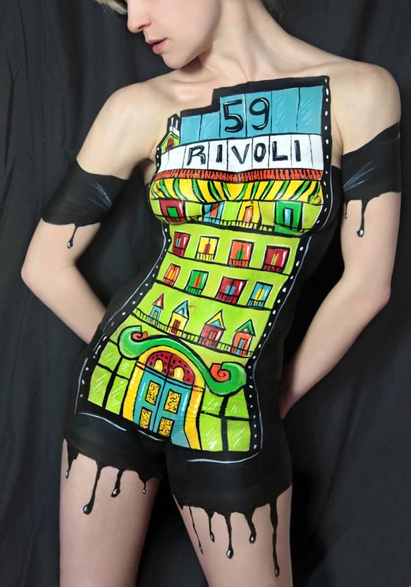 59 Rivoli- Paris, France