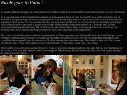 Paris art residency
