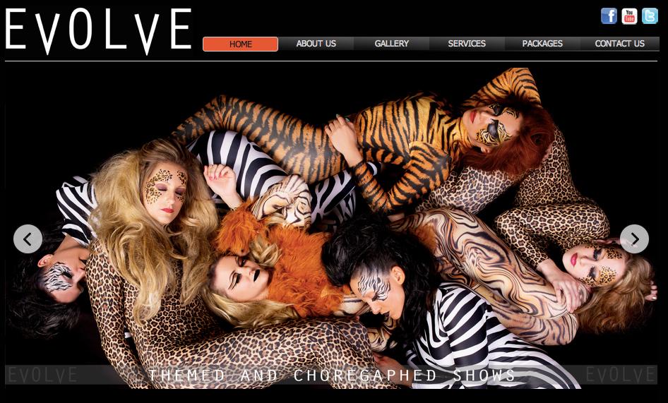 Evolve events- UK