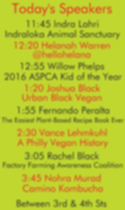 Speakers 2019 Philly VegFest.png