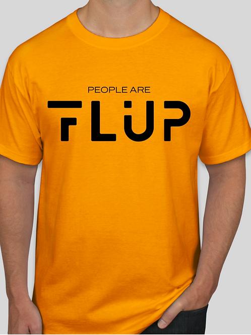 FLUP T-Shirt Gold