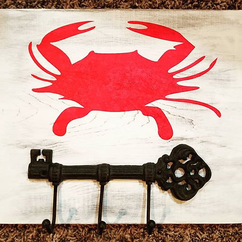 Crab Key Holder