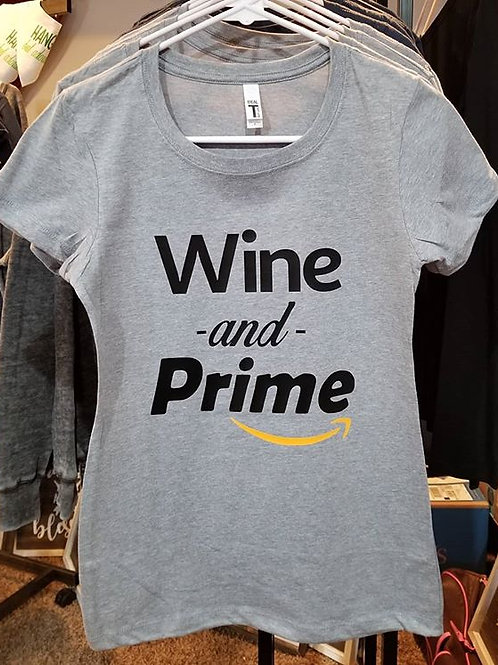 Wine and Prime
