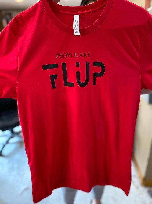 FLUP Red Shirt