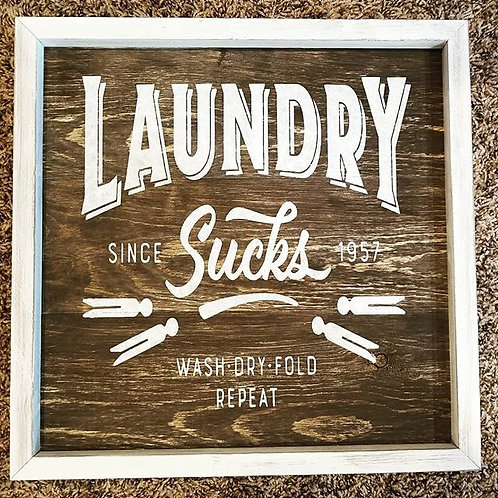 Laundry Sucks