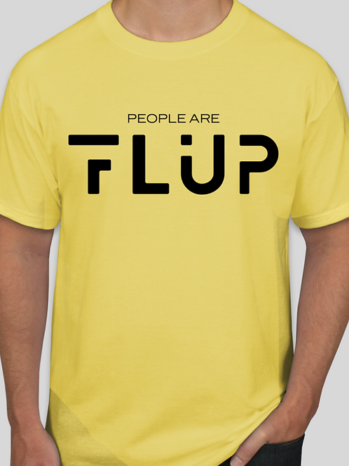 FLUP Yellow T-Shirt