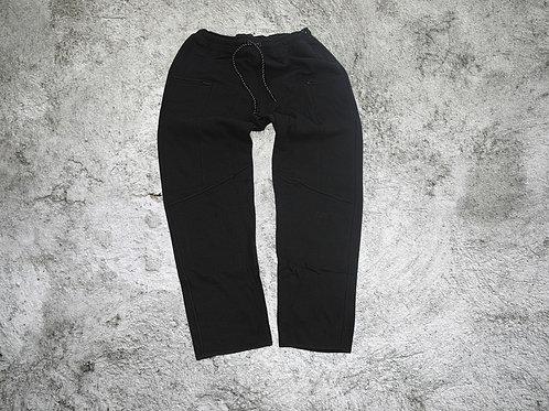 Kulture Jogger Pants Black Fleece