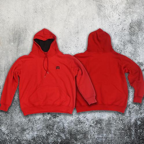 Red Athletica Hoodie