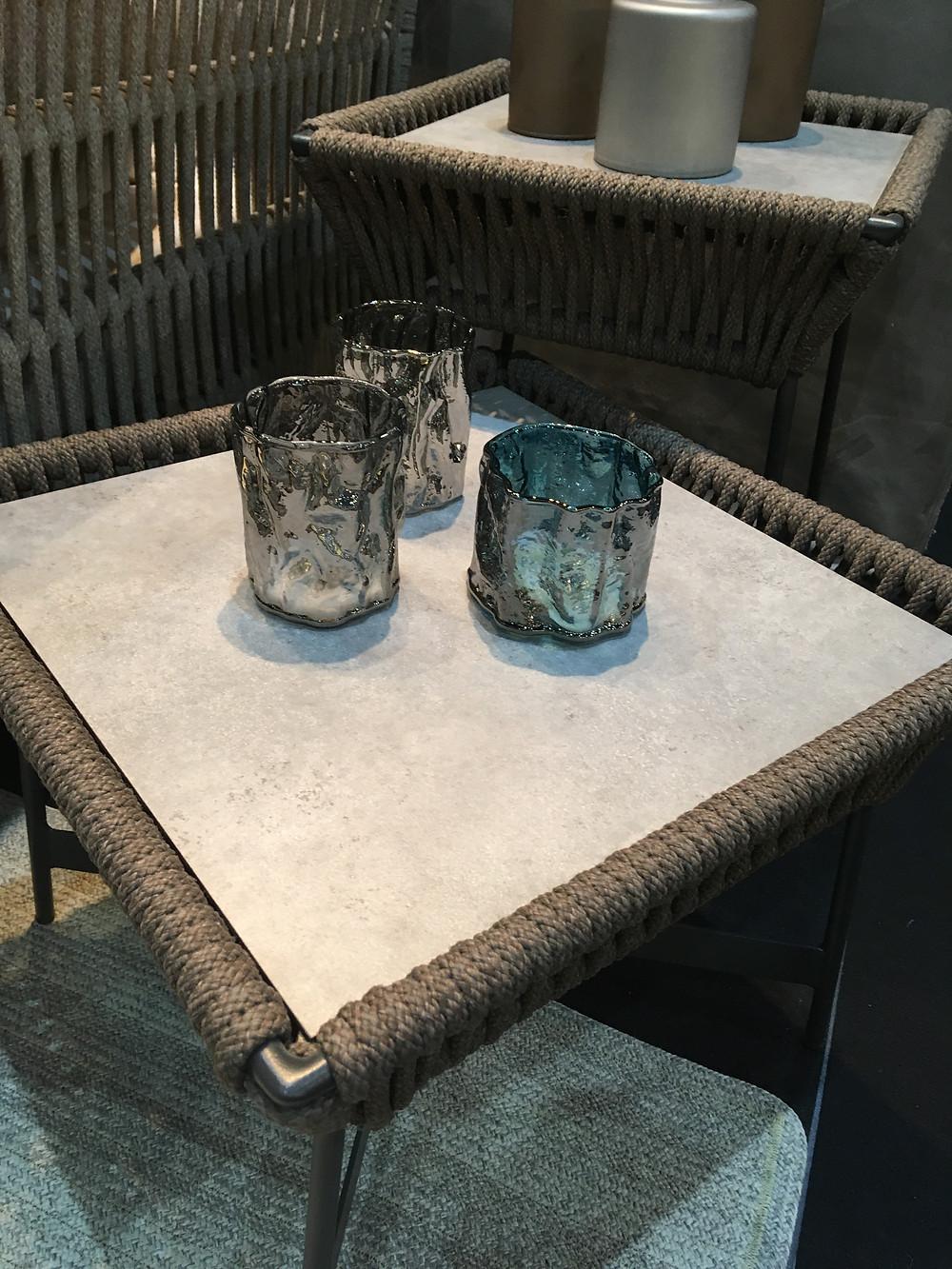 ガーデン家具 サイドテーブル
