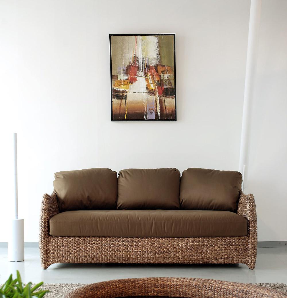 アジアン家具 グラソファ