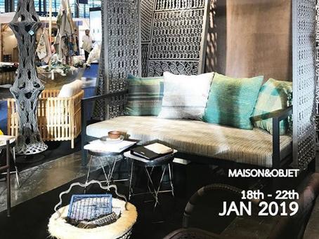 Maison & Objet 2019 in Paris