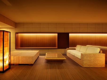 直線的なデザイン 〜square 3seater sofa〜