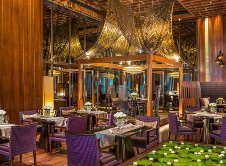 タイ リス族 伝統の編み方で製作した椅子☆サイアムケンピンスキーホテル バンコク
