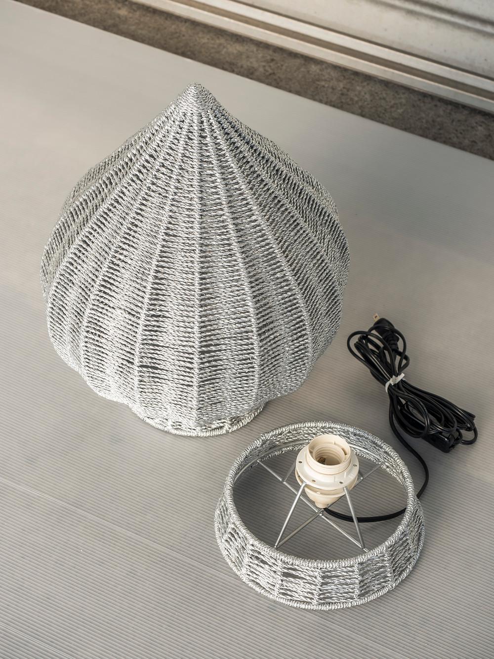 アジアン家具 ランプ 照明