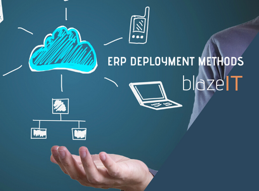 ERP Deployment Methods