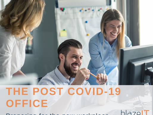 The Post COVID-19 Office