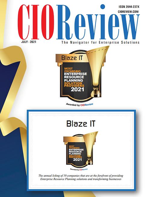 Blaze IT - Magazine - CIO Review.PNG