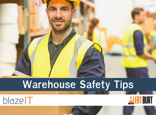 How to Make Your Warehouse a Safer Place to Work