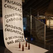 Conceitual Caboclo, 1980-2019. Exposição Cartografia Poética. Galeria BNDES