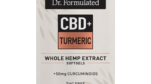 Garden of Life CBD + Tumeric,15 mg, 30 Softgels