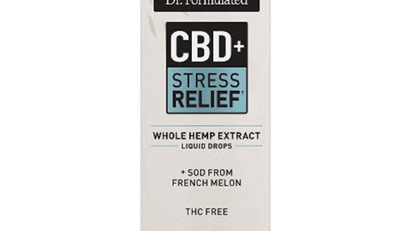 Garden of Life CBD+ Stress Relief, 1 fl oz