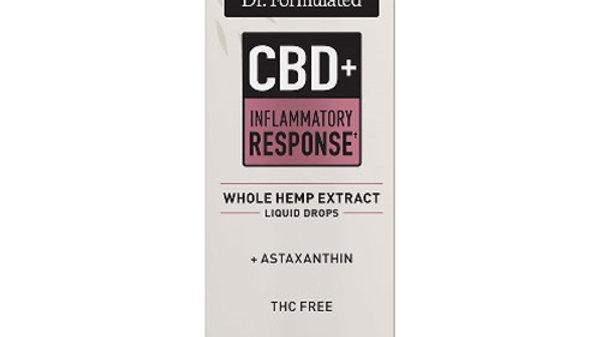 Garden of Life CBD+ Inflammatory Response, 1 fl oz