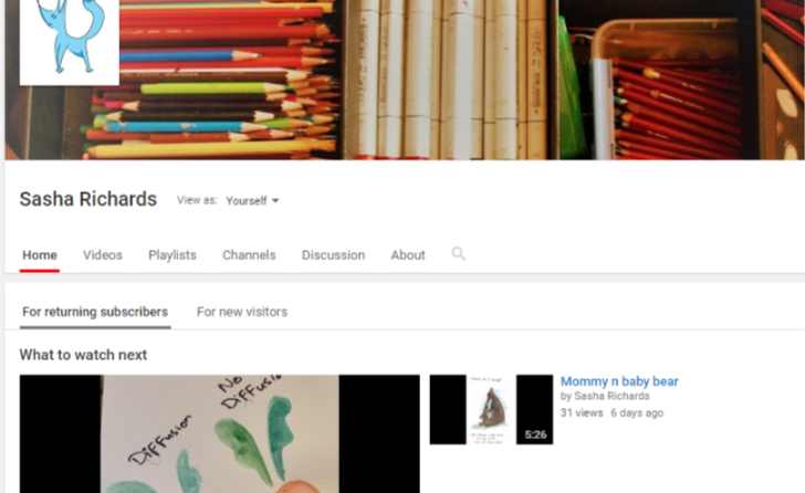 Starting YouTube!