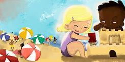 Sasha Richards illustration sandcastle summertime small.jpg