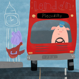 off to piggadilly
