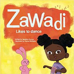 Zawadi Likes To Dance