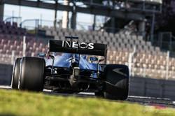 Barcelona F1 testing 2020