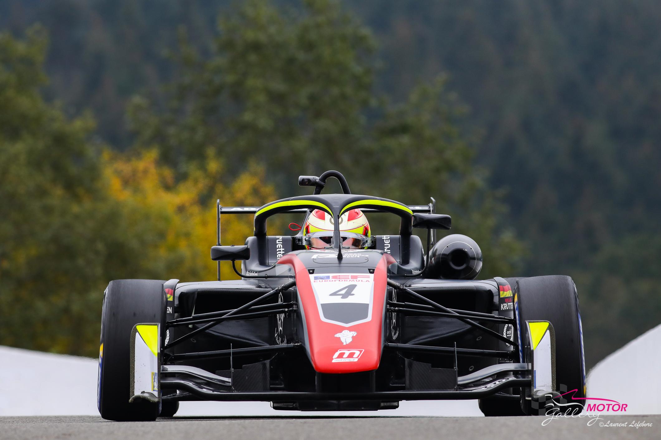 International GT Open Spa 2020