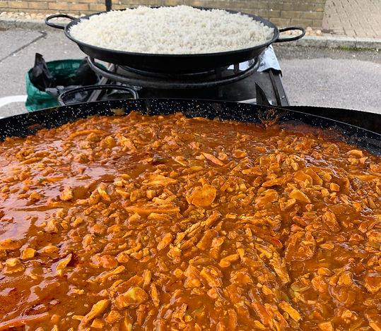 Big Pan Paella Catering Kent and Surrey