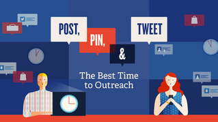 Infographic: When's the best time to post, pin or tweet?