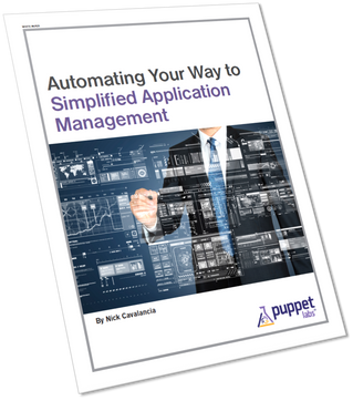 Automating Your Way To Simplified Application Management