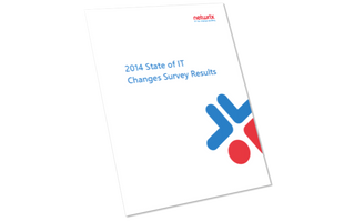 Survey - 2014 State of IT Changes