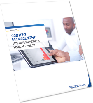 Content Management: It's Time To Rethink Your Approach