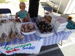 Earth Day Bake Sale